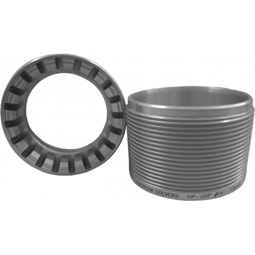 PS CUP 54 68mm left Al Sil Shimano comp