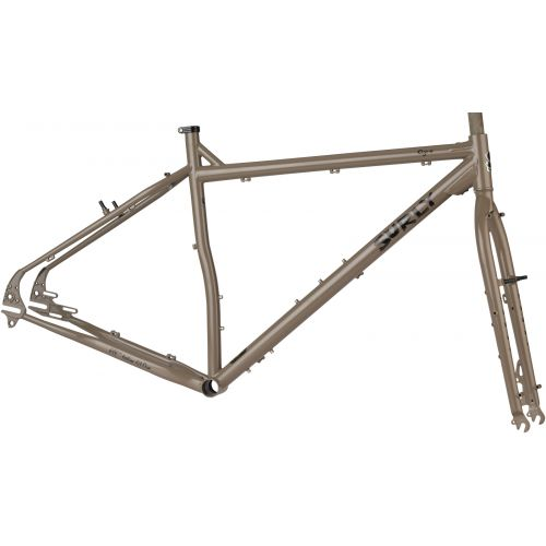Surly Ogre Frameset Tarnish Grey