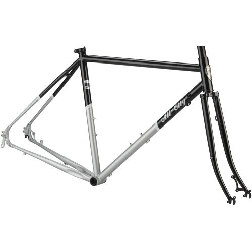 AC Space Horse Disc Frame Blk/Wht