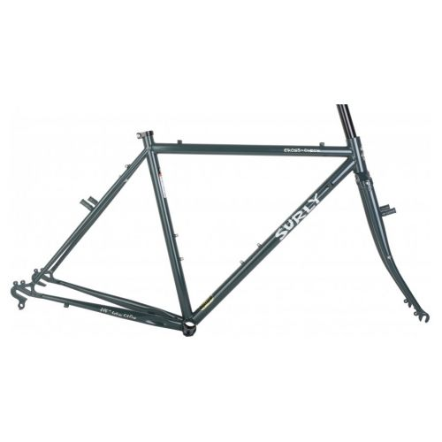 Surly Cross Check cadre Urban DeGray