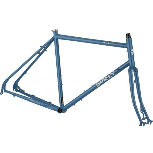 Surly Disc Trucker cadre 700c blue