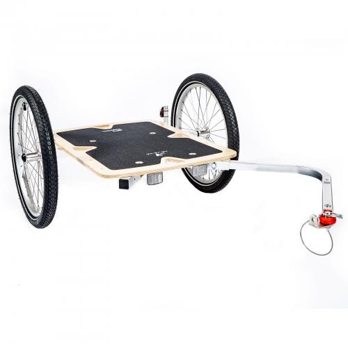 Y large,  20'' wheels, incl. Lollypop-Hitch with 1 adapter. New design