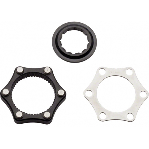 PS Centerlock Rotor Adapter w/ lockring