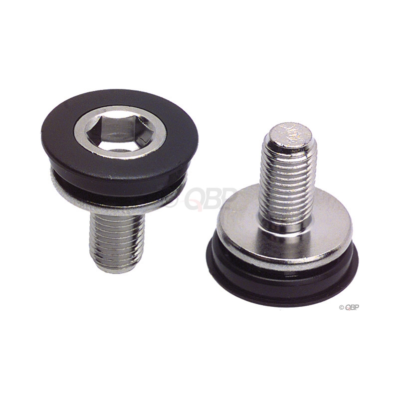 P/S 8mm Hex Crankarm fixing bolt&cap Pr