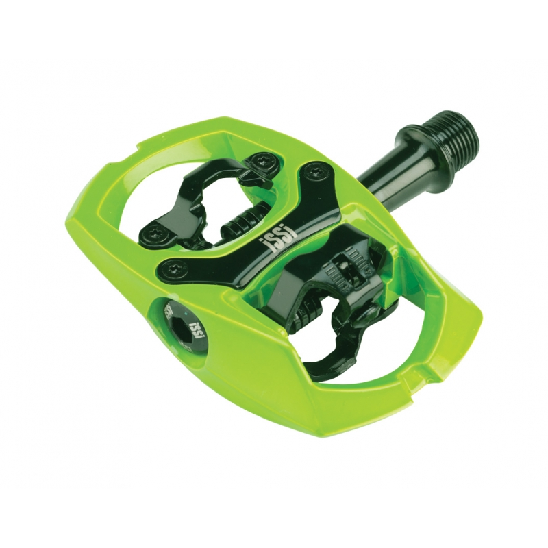 Pedal iSSi Trail Lime Green