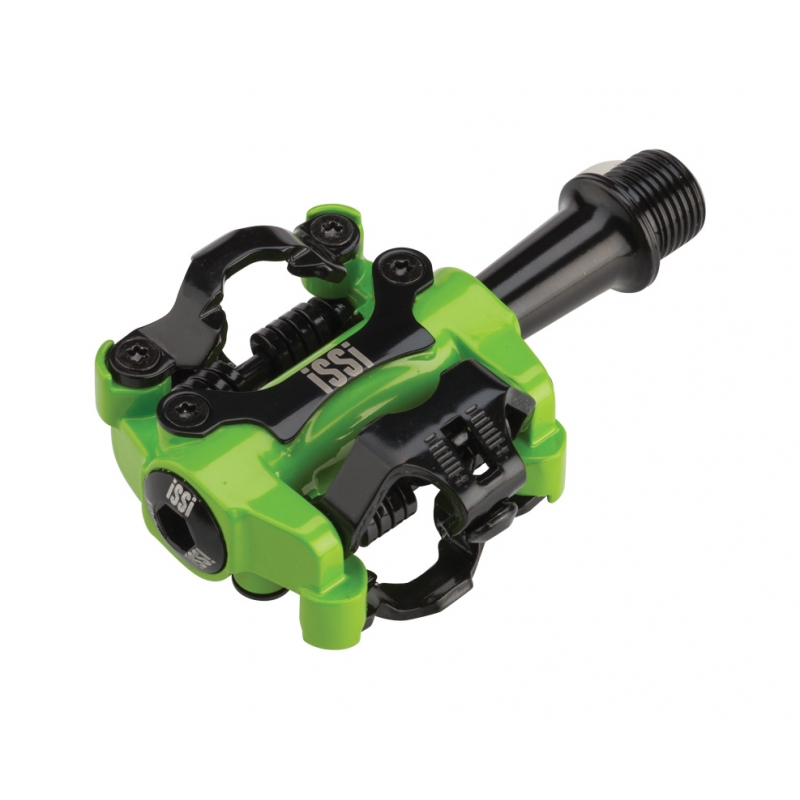 TEST Pedal iSSi II Lime Green