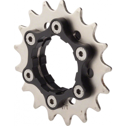 PS SS Cog & Carrier, 17tShimano Splined