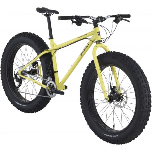 Surly Ice Cream Truck MDS cadre jaune