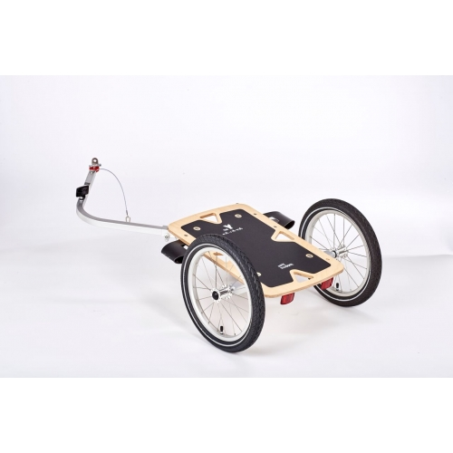 Y small 2.0, 16'' wheels, incl. Lollypop-Hitch with 1 adapter.
