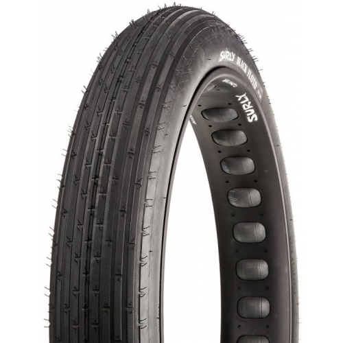 Surly Black Floyd Tires 26x3.8 60tpi Black