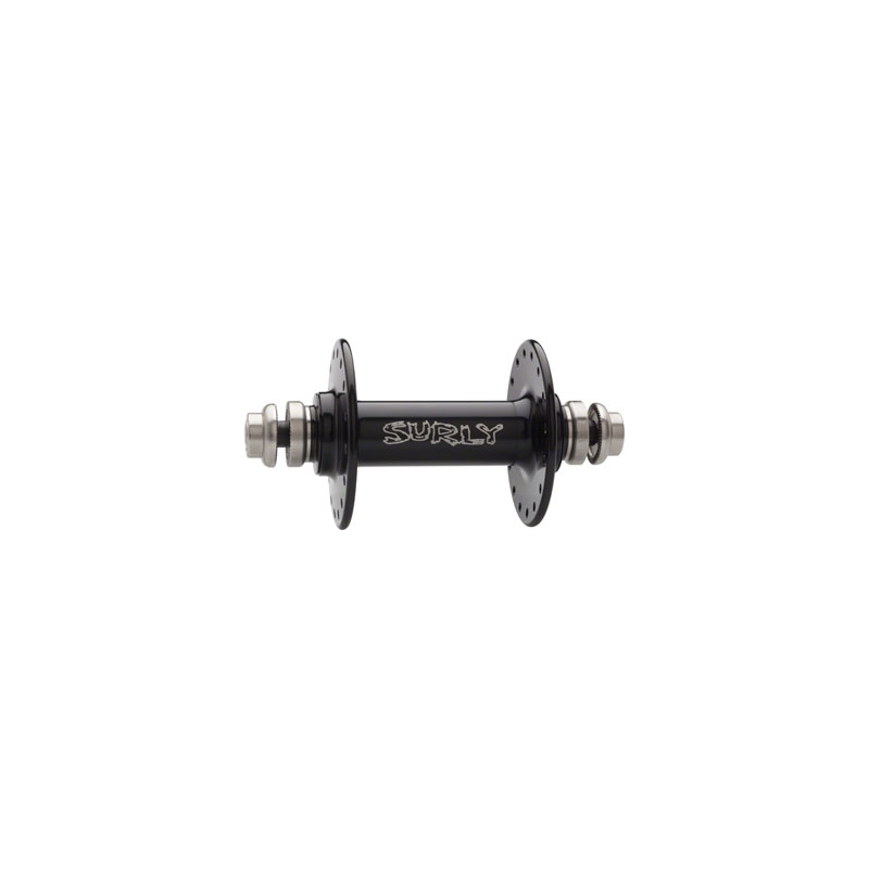 Surly Ultra New Hub Front 32h Black