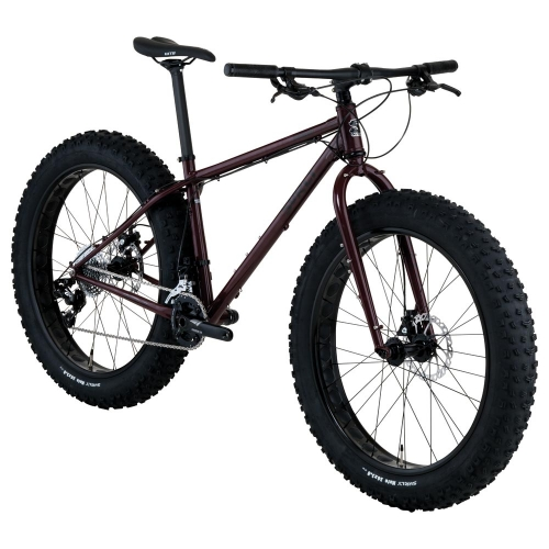 Surly Wednesday vélo complet Dark Red