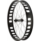 "Surly roue avant 26"" DT 350 150mm x 15mm / Surly Clown Shoe / DT Competition"
